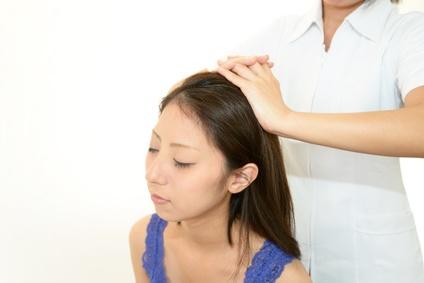 身も心も髪も癒されるヘッドマッサージ