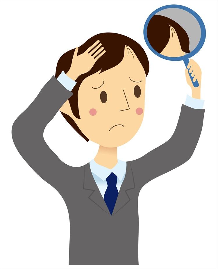 何が抜け毛の原因?どうして抜け毛は、起きてしまうのか