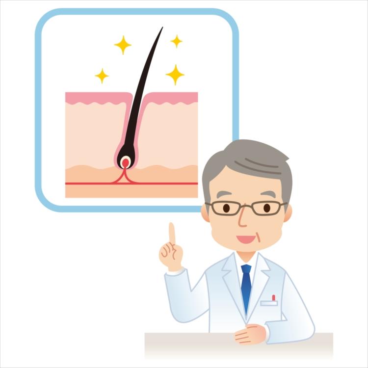 AGA治療薬「ミノキシジル外用薬」は、女性にも使える