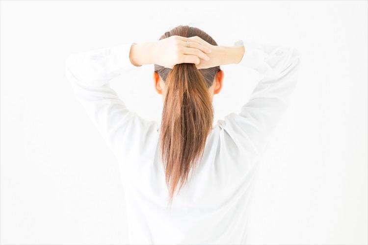 抜け毛の原因を症状から考えてみる